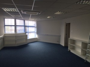 Office fit outs Kent
